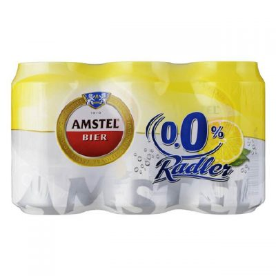 AMSTEL RADLED 0,0% BIER CITROEN
