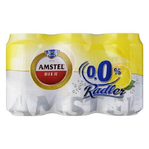Amstel Radler 0.0% 6-PACK blik 6x33cl