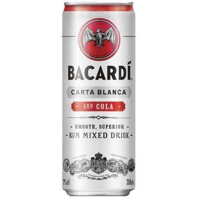 BACARDI & COLA