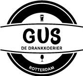 Gus de Drankkoerier!