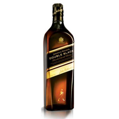 JOHNNIE WALKER DOUBLE BLACK  (bellen Voor Actuele Prijzen)