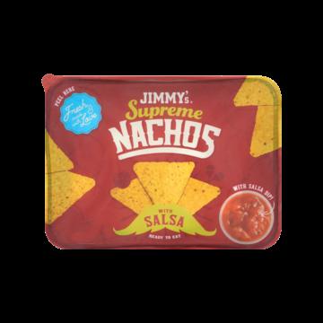 Jimmy's Supreme Nachos With Salsa 90g