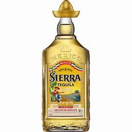 Sierra Gold -Reposado (bellen Voor Actuele Prijzen)